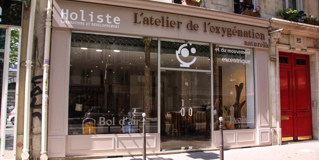 HOLISTE LABORATOIRE FRANCE