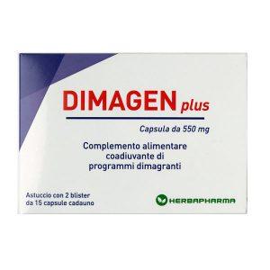 Dimagen Plus capsule