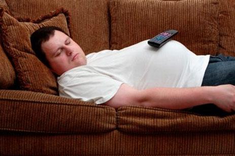 L'obesità aumenta il rischio di mancanza di ossigeno durante il sonno