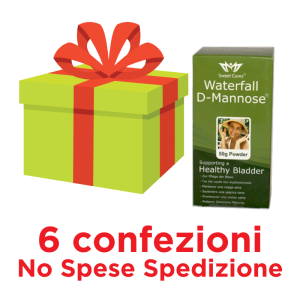 d-mannosio waterfall pacco convenienza 6pz