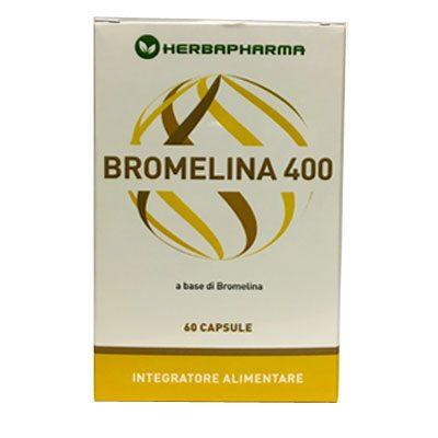 bromelina 400 antinfiammatorio