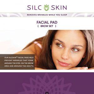 facial pad brow set