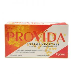 provida enzimi vegetali
