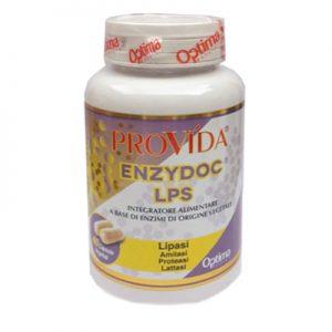 provida enzydoc lis per intolleranti a lipidi e proteine