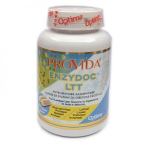 provida enzydoc LTT lattosio e latticini