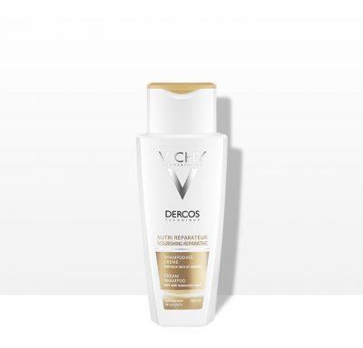 Shampoo Crema Nutri-Riparatore Keratino-Complex + 3 oli di origine vegetale