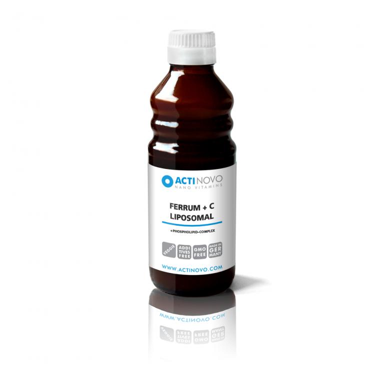 Ferro + Vitamina C liposomiale