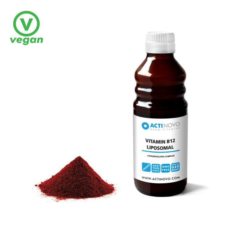 vitamina b12 liposomiale