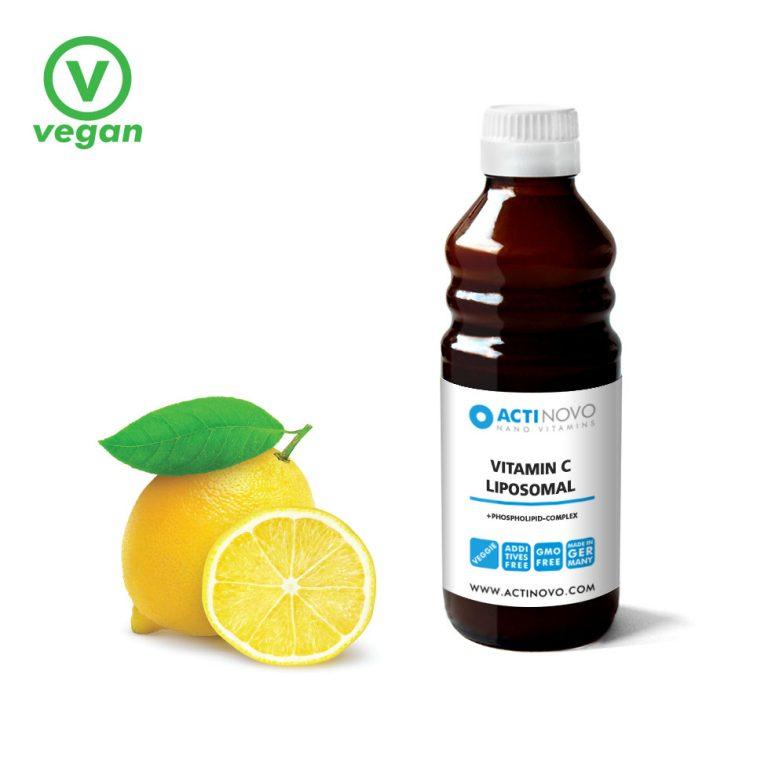 vitamina c liposomiale
