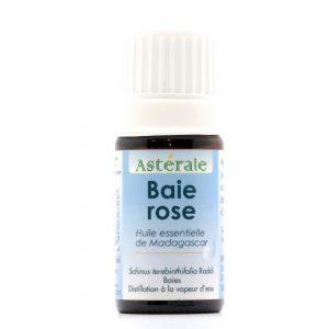 olio essenziale baie rose